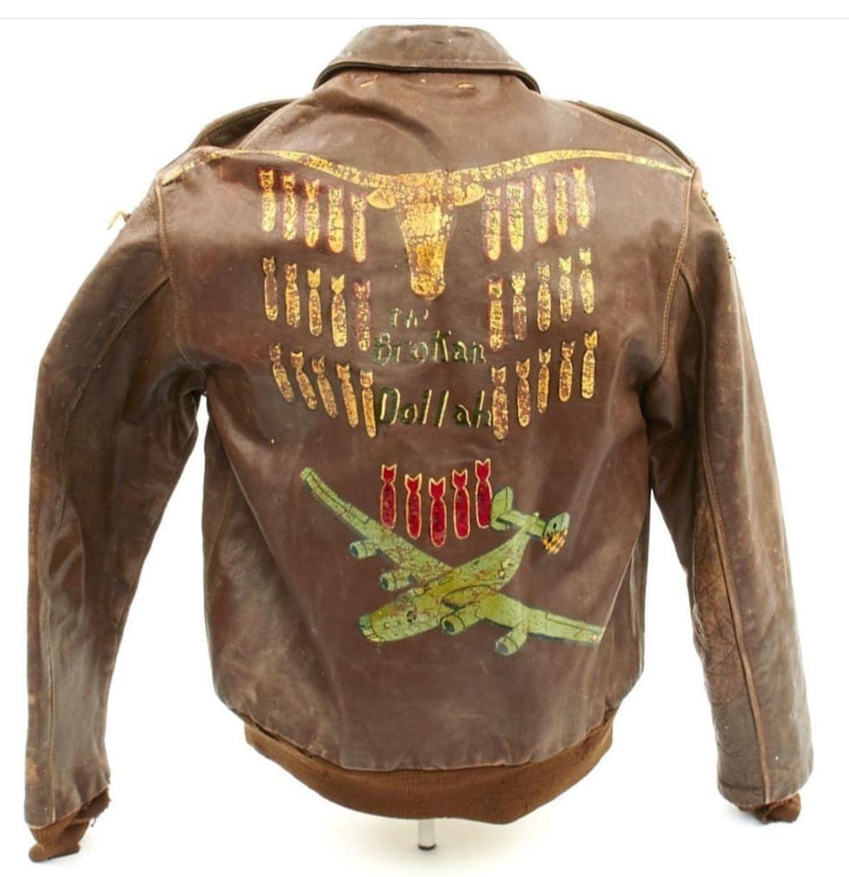 Pin by steve fields on bomber jackets Leather jacket men