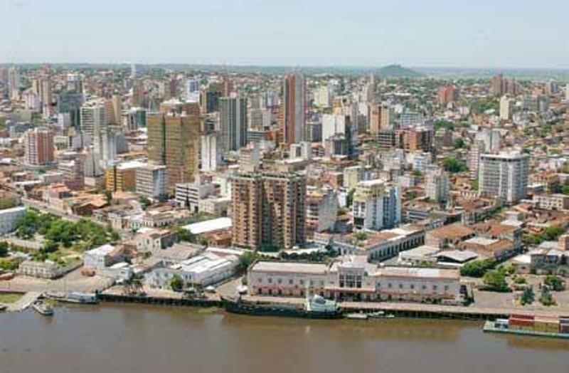 Hay Casa Historicas De Vieja Construccion Que En Conjunta Ha Recibido El Nombre De Centro Cultural Manzana Departments Of France Paraguay Asuncion City Central
