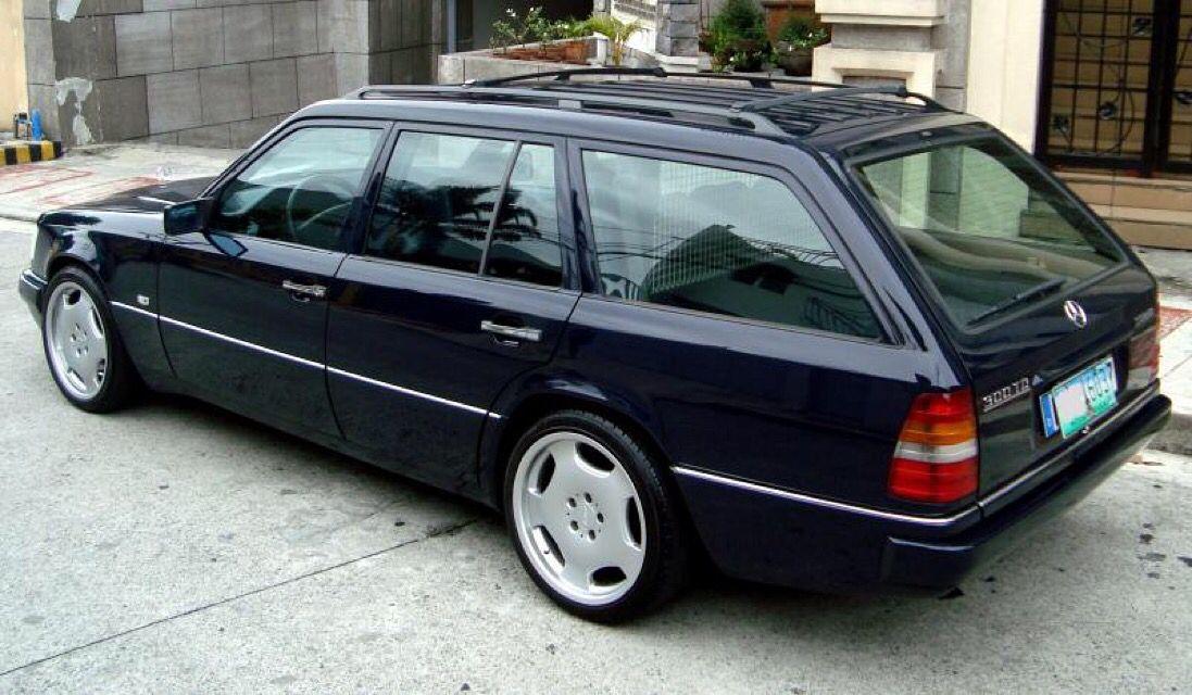 W124 amg station wagons pinterest mercedes benz for Mercedes benz station wagon