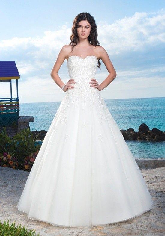 Sincerity Bridal 3771 $248.99 Ball Gown Wedding Dresses   Sincerity ...