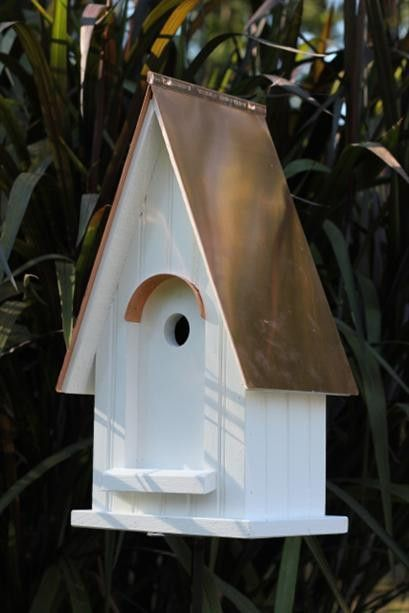Heartwood Tis A Gift To Be Simple Says The Old Shaker Song And This Gift To Your Birds Couldn T Be More Beautifully Si Bird House Bird House Kits Bird Houses