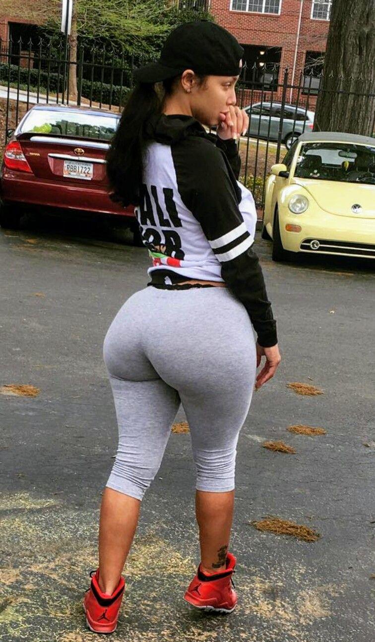 Black booty gf