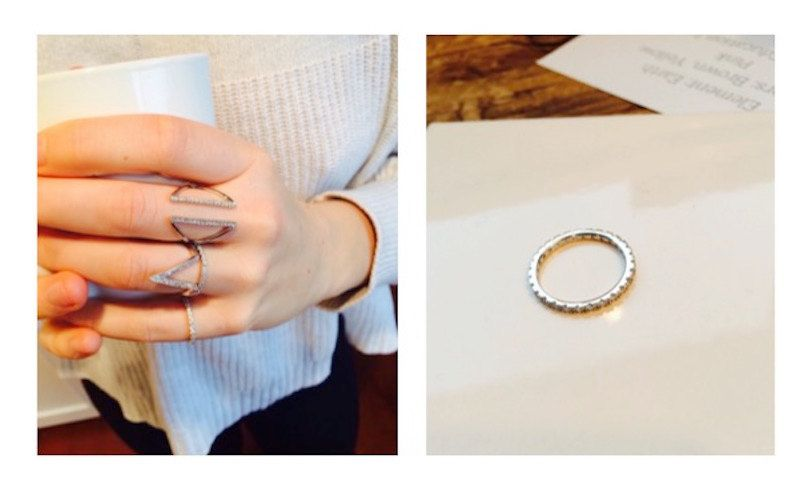 Yellow Gold Plated Cz Eternity .925 Sterling Silver Ring Sizes 4-12