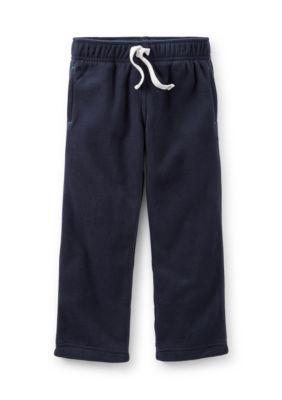 Carters  Micro Fleece Pants Boys 4-7
