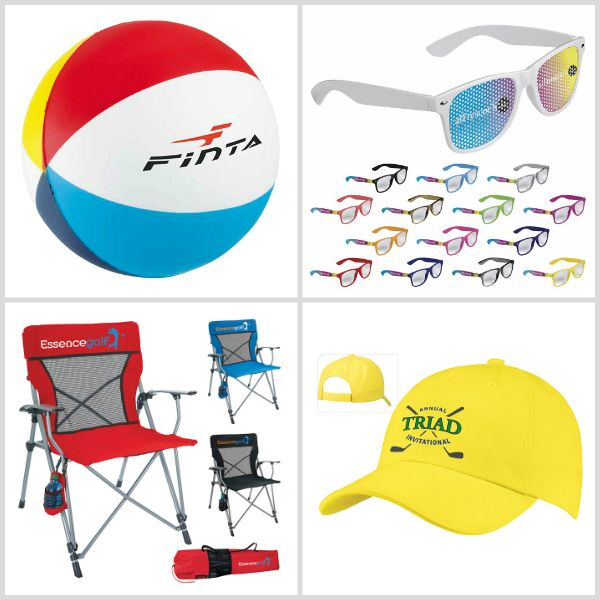 New Customized Promotional Products for Summer Party from HotRef