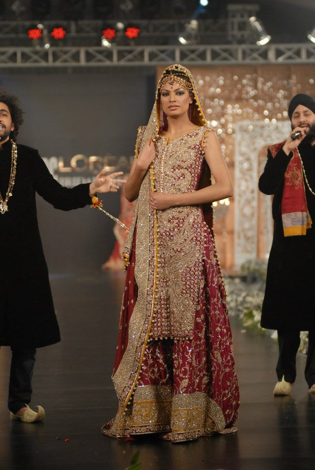 Pakistani Designer Dresses For Weddings Bridal Wear