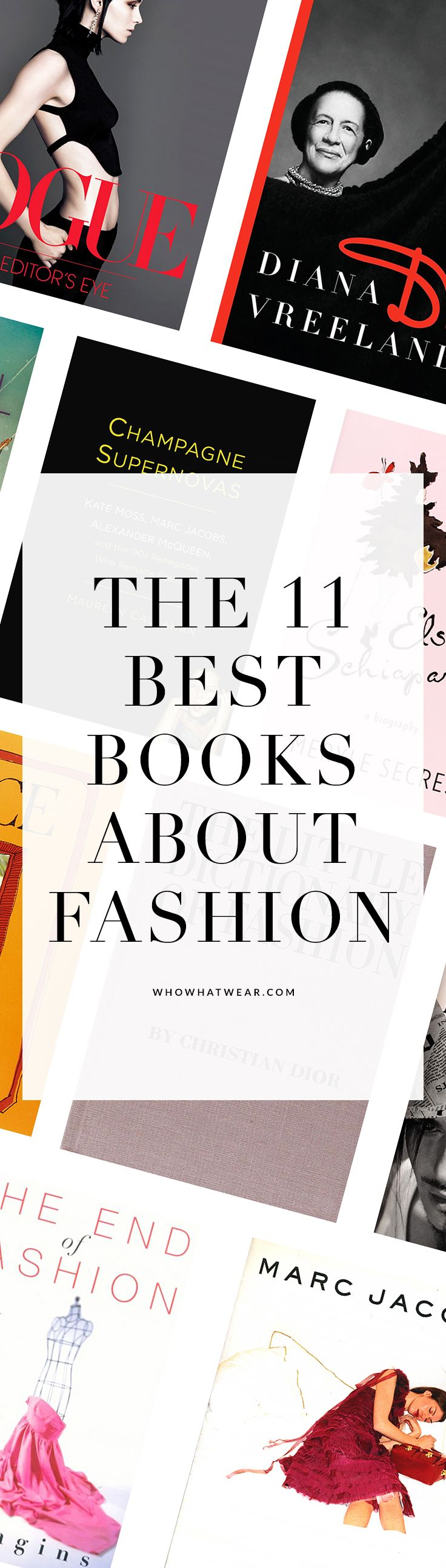 15 Books That Are Crucial To Your Fashion Education Fashion Books Best Fashion Books Books