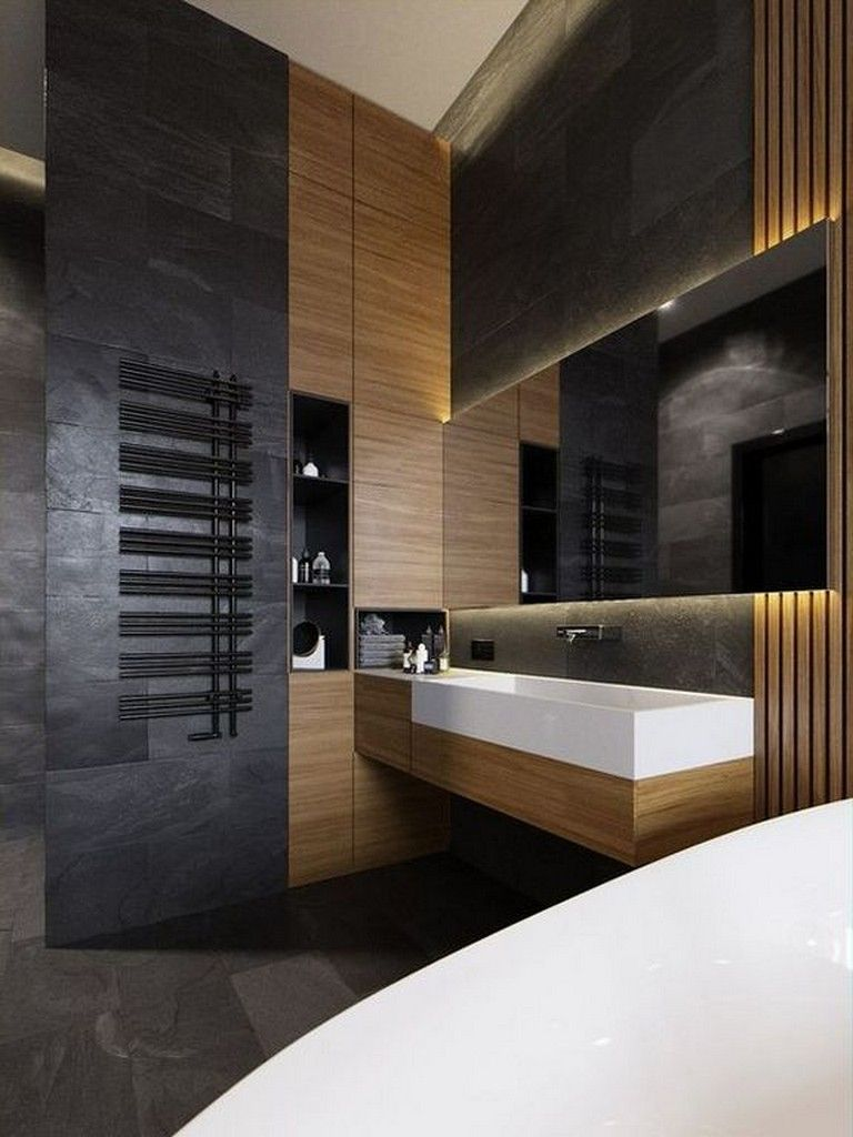 26 Awesome Apartment Bathroom Ideas For Men Avec Images