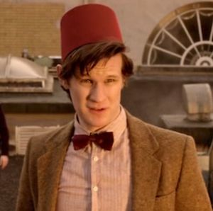 Image result for dr who fez