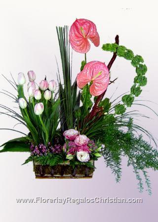 Arreglos Florales Entrega A Domicilio En Tijuana