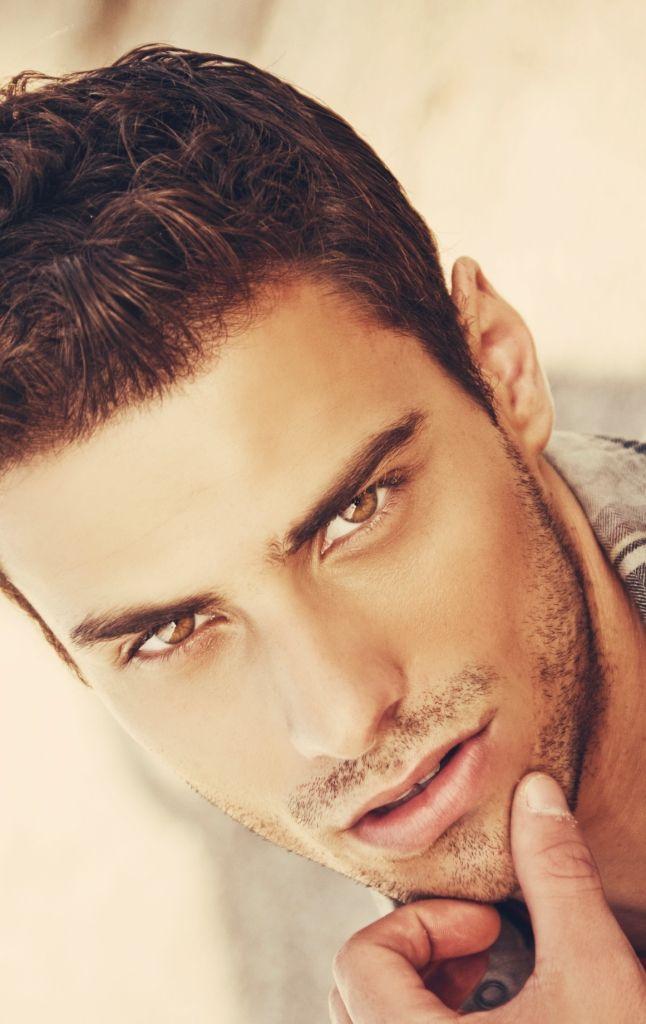 Le magnifique regard de Lucas Malvacini