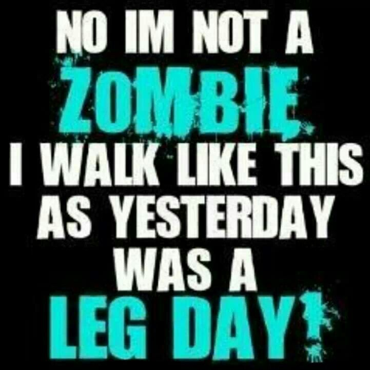Never Skip Leg Day Leg Day Quotes Motivation Workout Humor