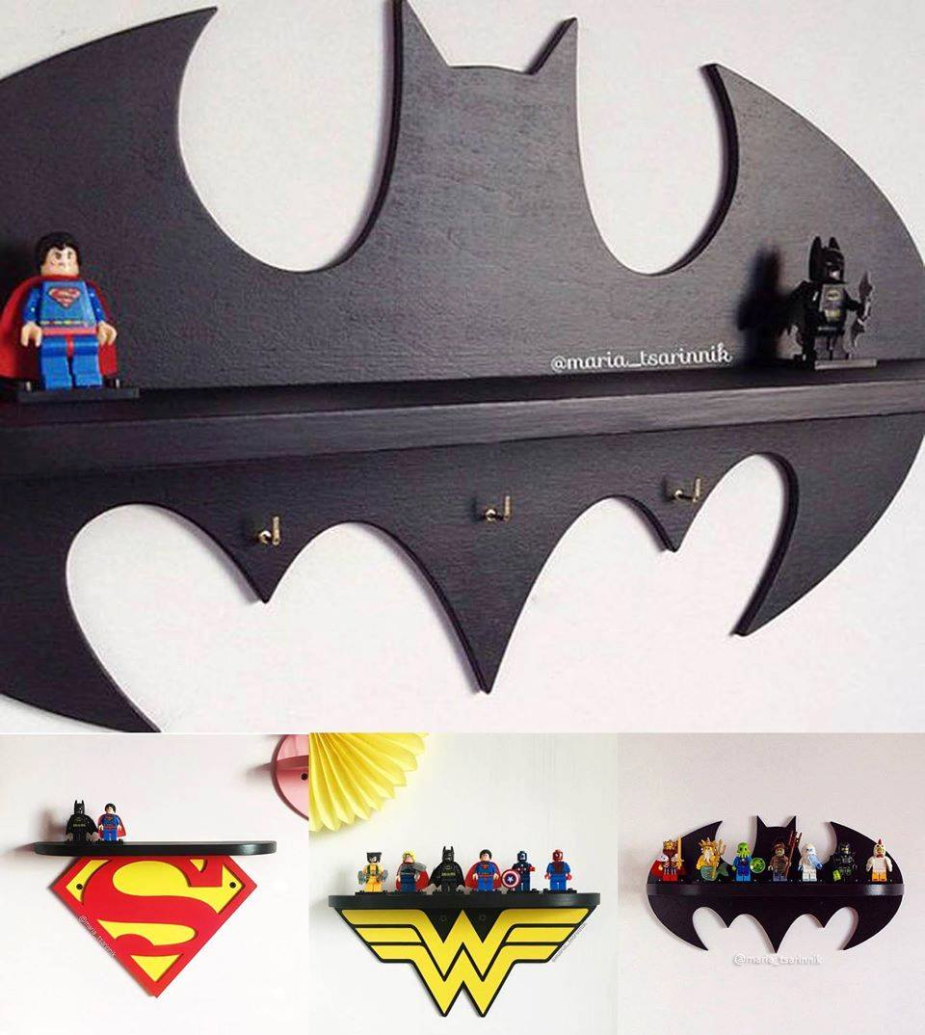 19 Beyond Clever Superhero Room Ideas You\'ll Want To Steal ...