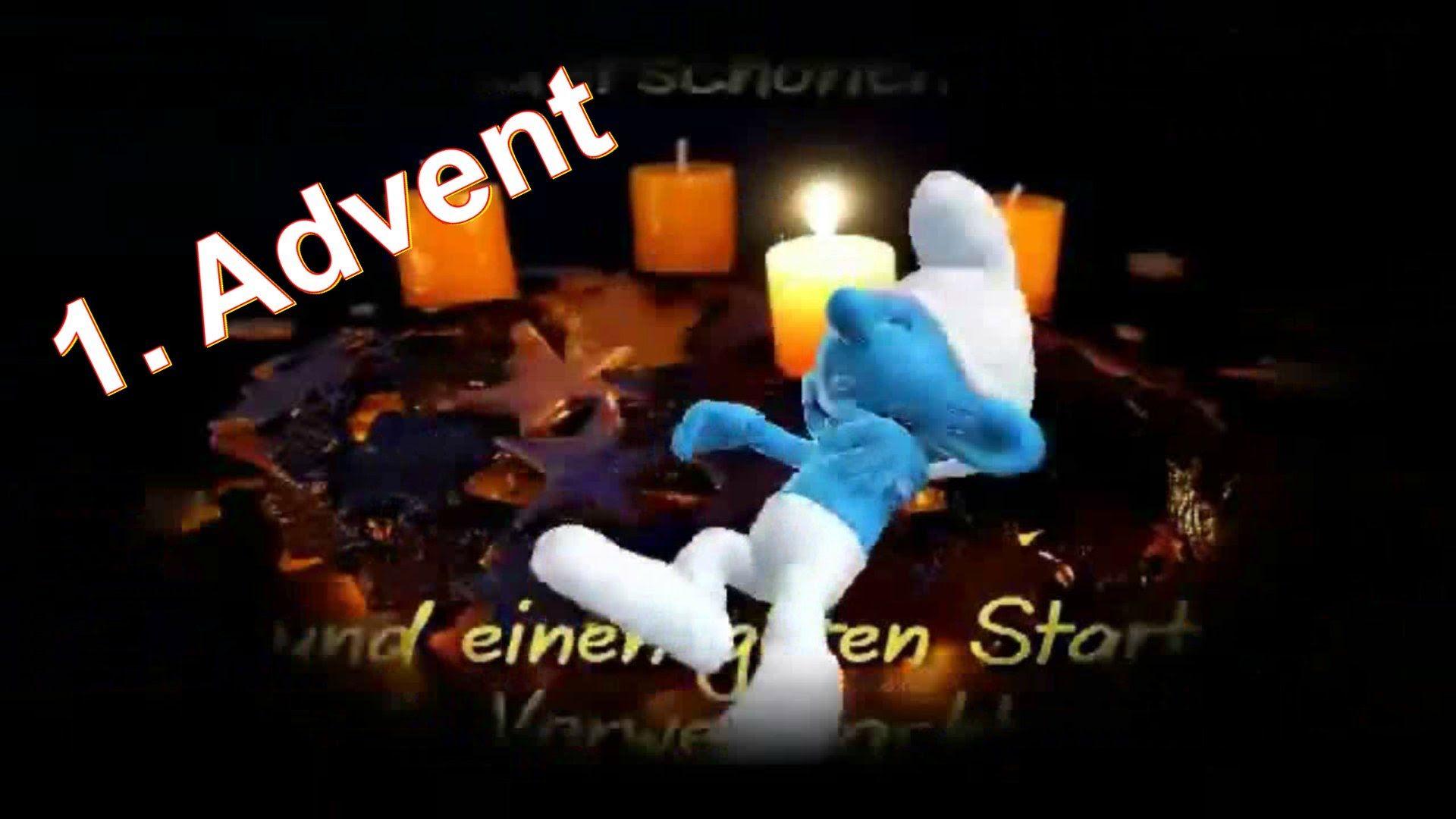 1 Advent Verse Gedichte Spruche Reime Mit Schlaubi Schlumpf Von Z Weihnachtswunsche Weihnachtsgedichte Und Spruche Weihnachtsgrusse