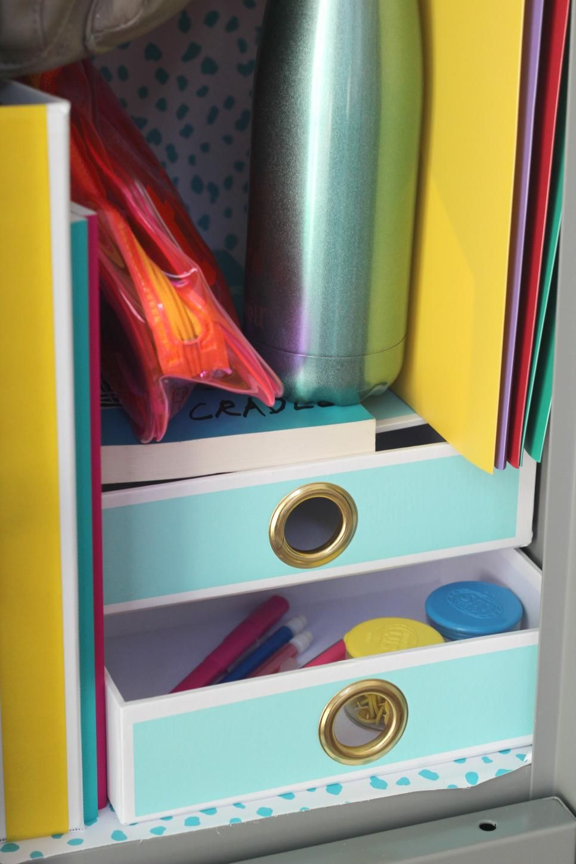 22 Diy Locker Decorating Ideas Back To School Pinterest Locker