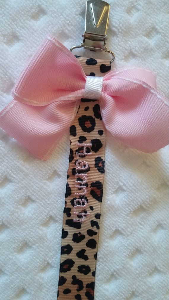 Baby girl pacifier clip nuk soother teething personalized baby girl pacifier clip nuk nunu soother teething personalized pacifier negle Image collections