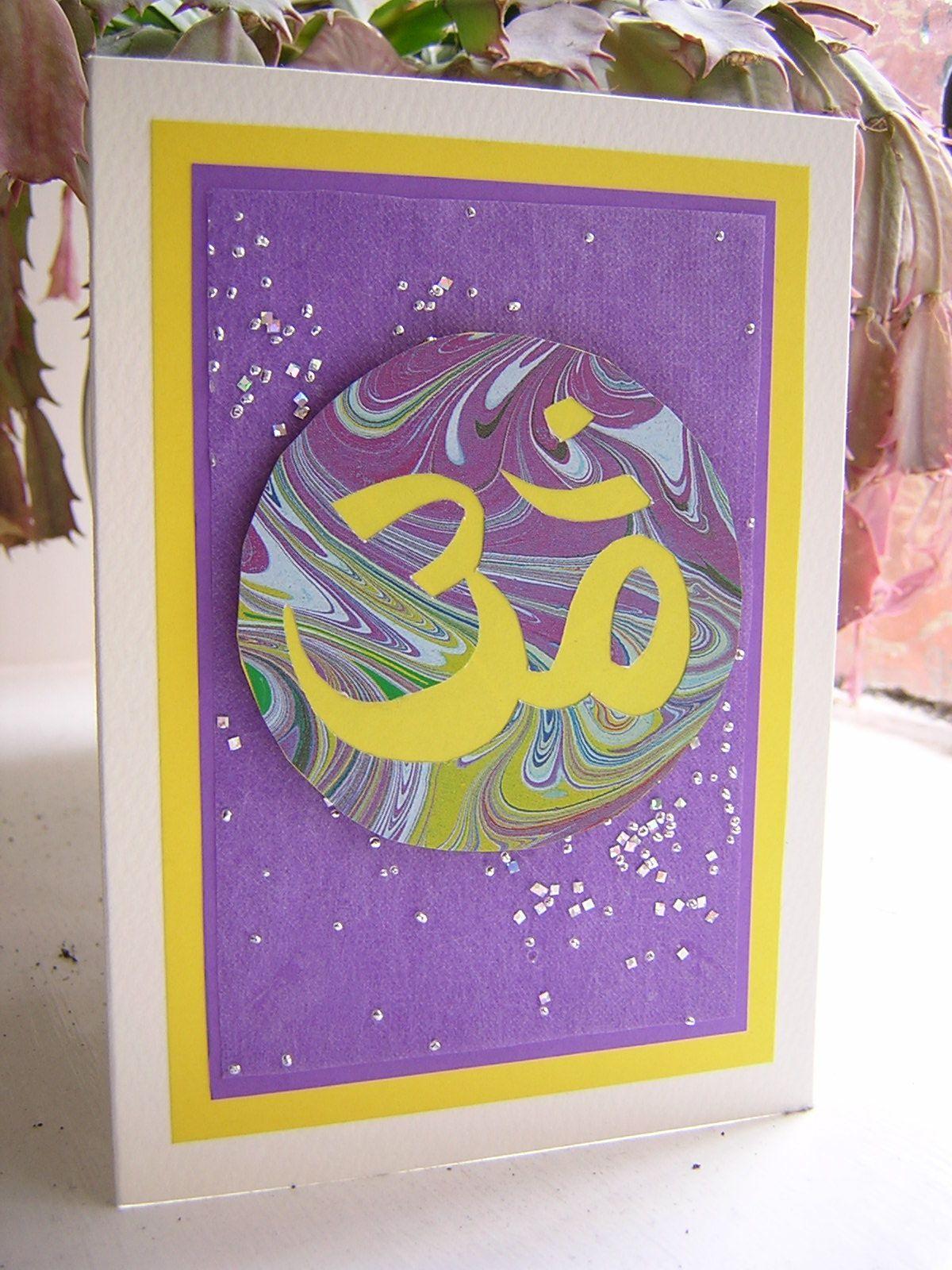 Creative Om | Greeting cards handmade, Cards handmade ...