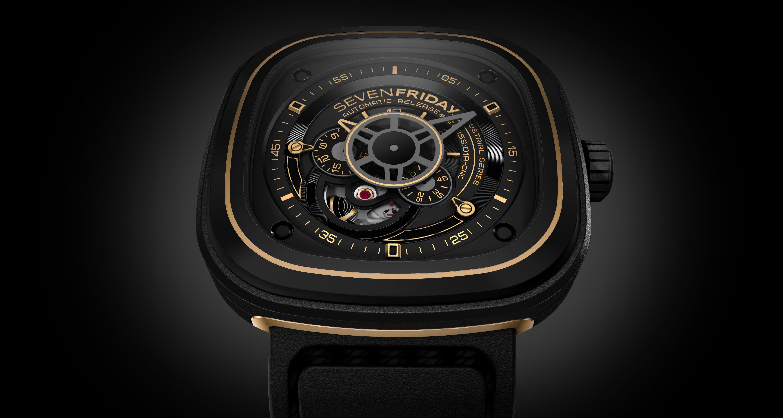 33a4907a522 Fancy - SevenFriday P2 2 Watch