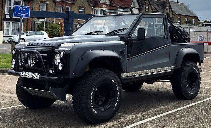 Spotted Ncf Sahara Disco Defender Hybrid Rally Esk Lr Based On The