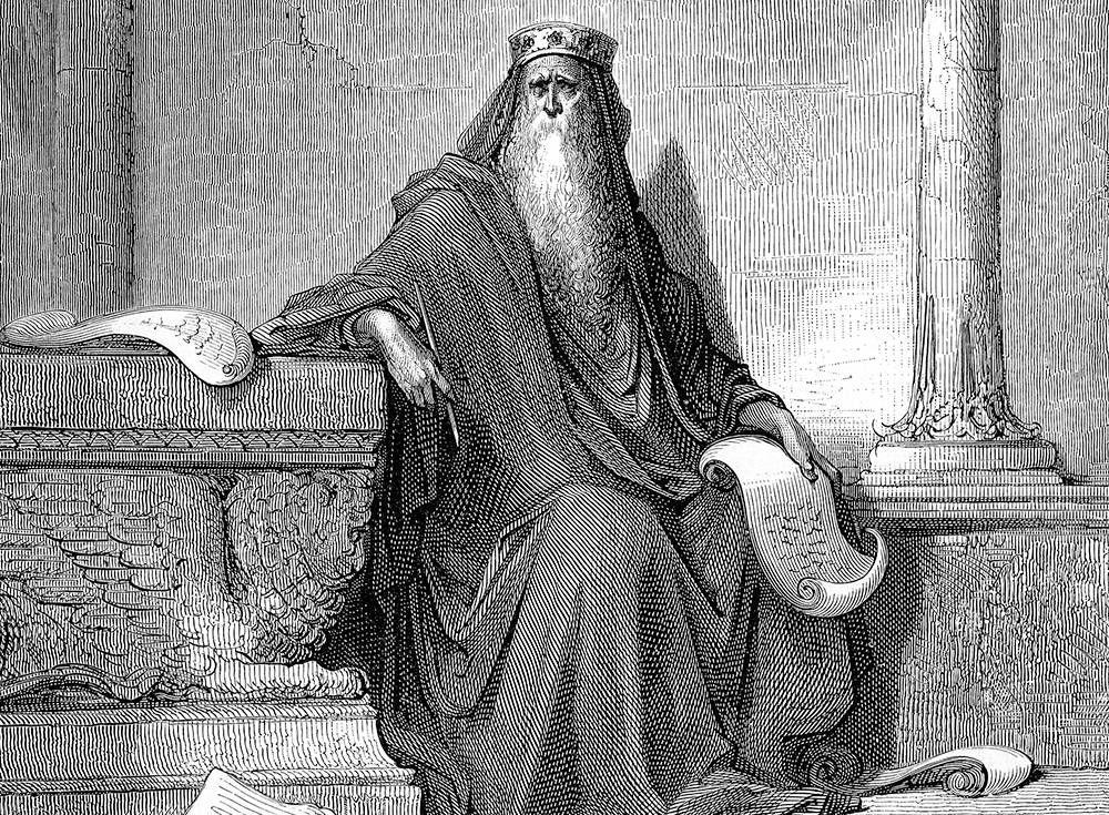 A Historia De Salomao E Os 72 Anjos Que Ele Invocou E Aprisionou