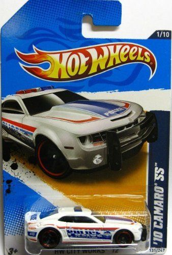 2012 Hot Wheels 131 247 10 Camaro Ss By Mattel 0 11 10 Camaro