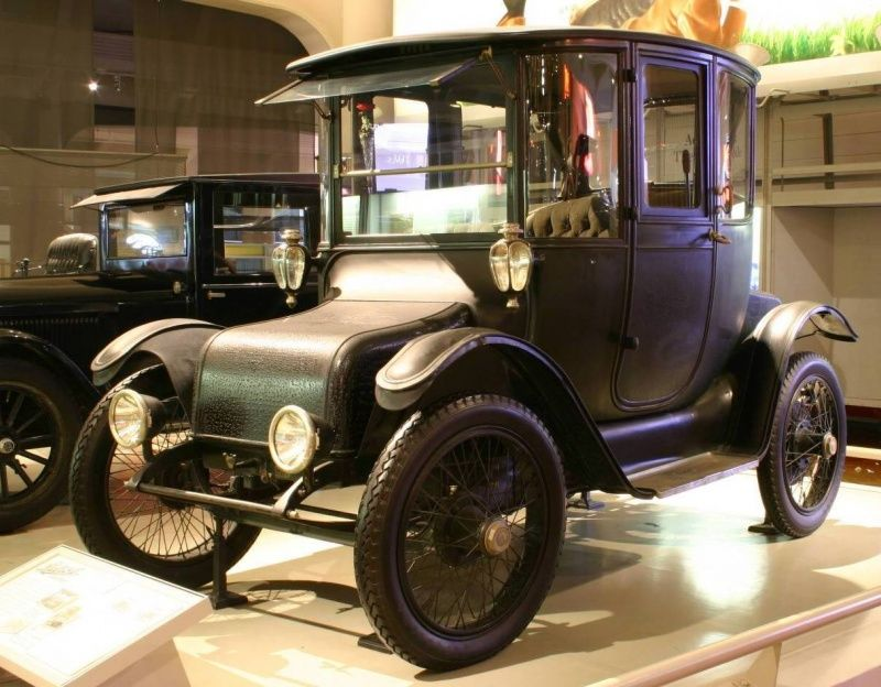 1914 Detroit Electric Electric Cars Power Cars Classic Cars