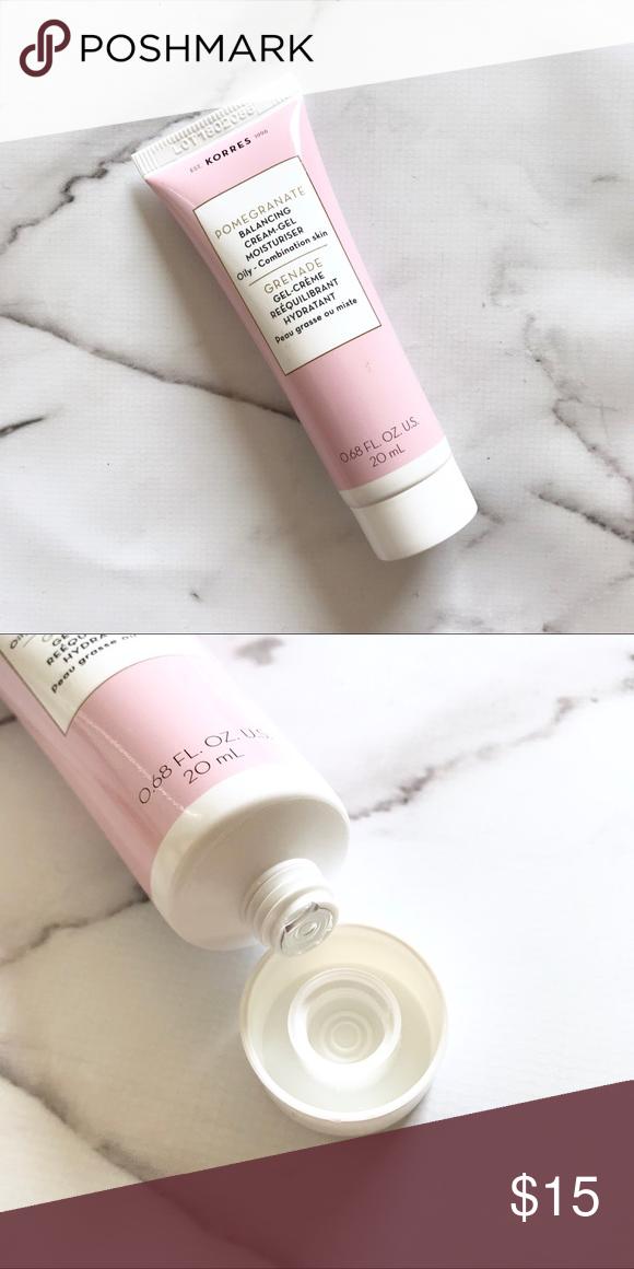 Korres moisturising & balancing creamgal Korres, Travel