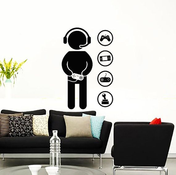 Home Design Ideas Game: Wall Decal Vinyl Sticker Decals Art Home Decor Design