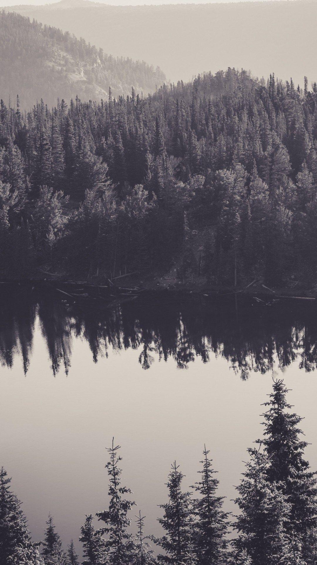 Dark Wallpaper 4k Black And White Iphone Photos Nature