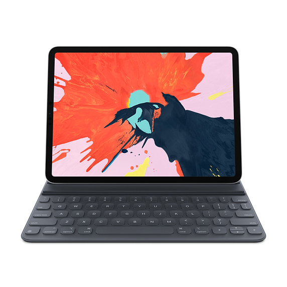 Apple Smart Keyboard Folio For 11 Inch Ipad Pro Case In Black Us English Walmart Com In 2021 Apple Smart Keyboard Ipad Pro Ipad Keyboard