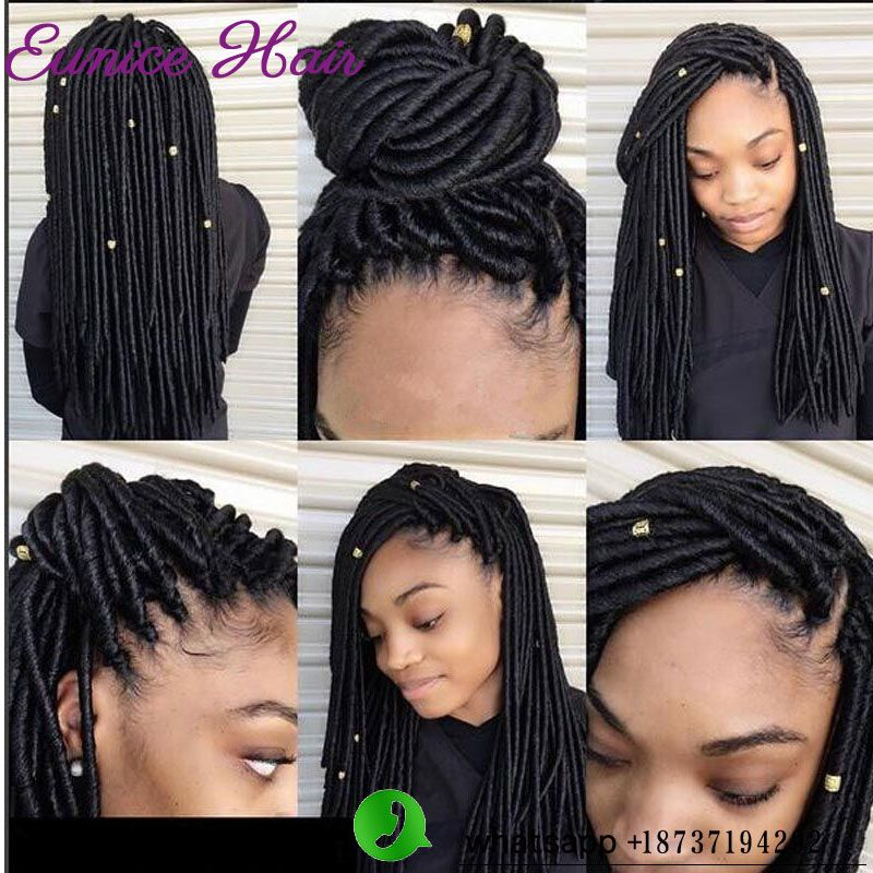 how to grow dreads with straight hair