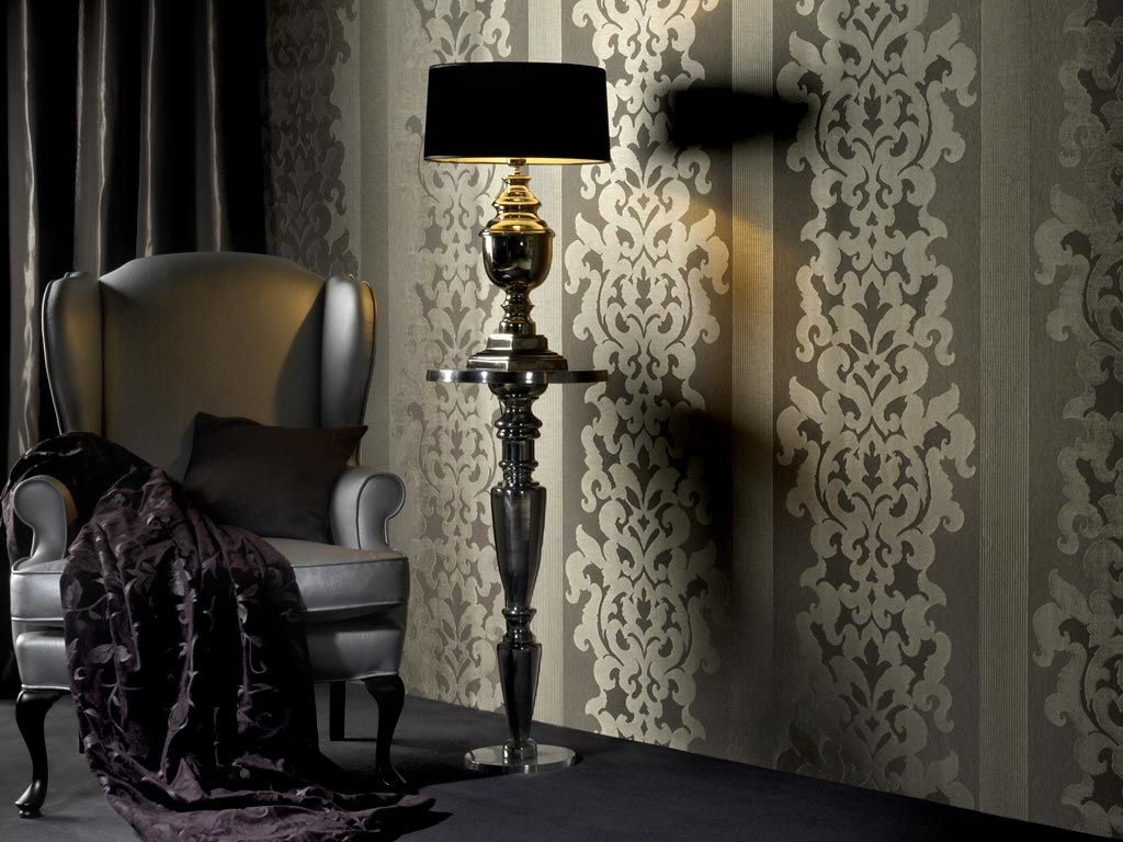 marshalls wallpaper give unique feel wall coverings in indian homes classic tradition. Black Bedroom Furniture Sets. Home Design Ideas