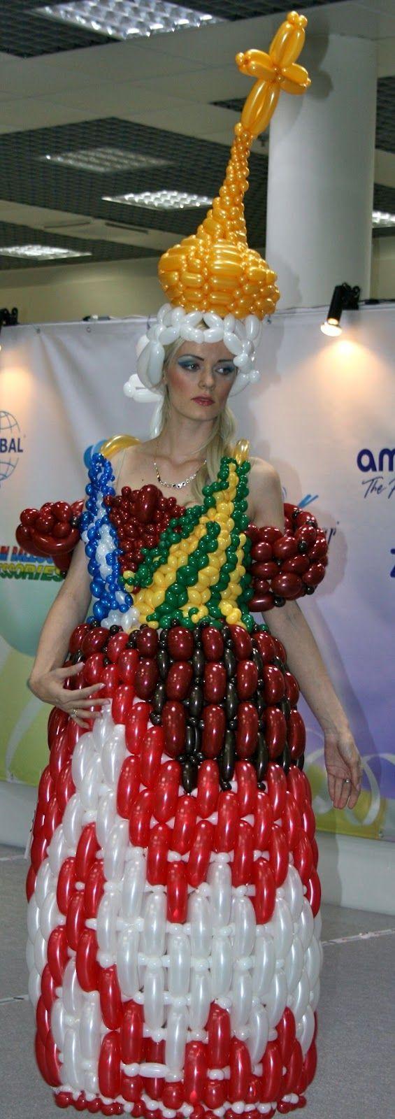 The Very Best Blog Globo: Balloon Festival Internacional de Moscú 13