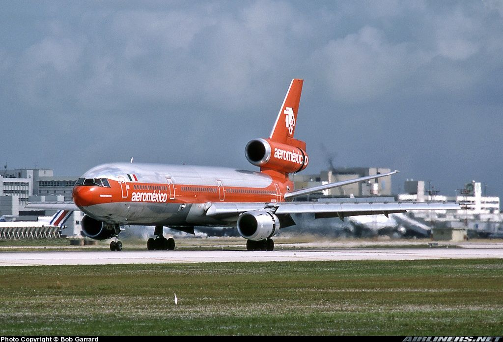aeromexico DC-10