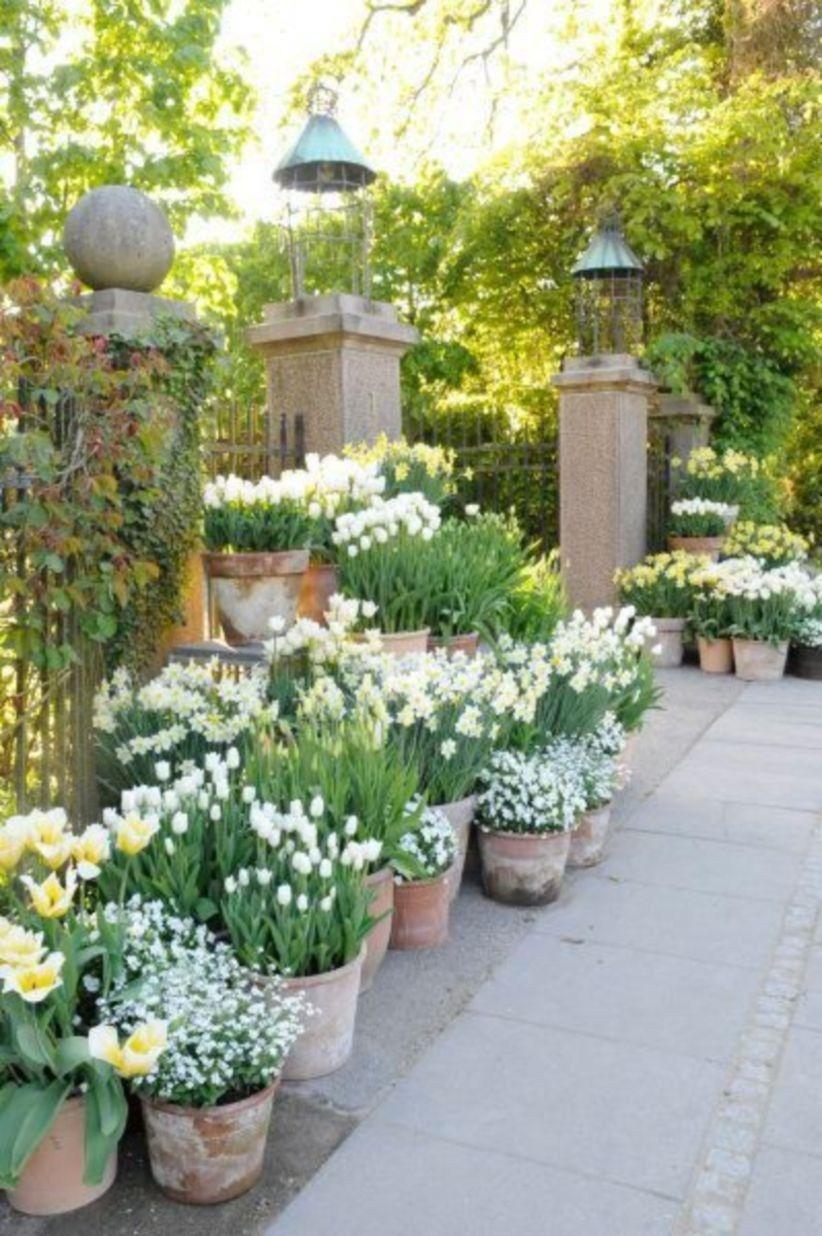 6 Modern French Country Garden Decor Ideas  Beautiful gardens
