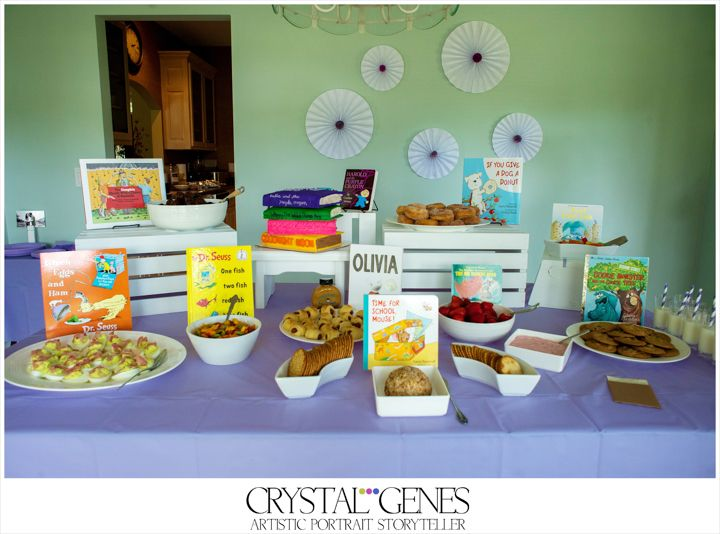 Story Book Themed Baby Shower Waiting On Niece Sadie Storybook Baby Shower Baby Shower Book Baby Shower Food For Girl