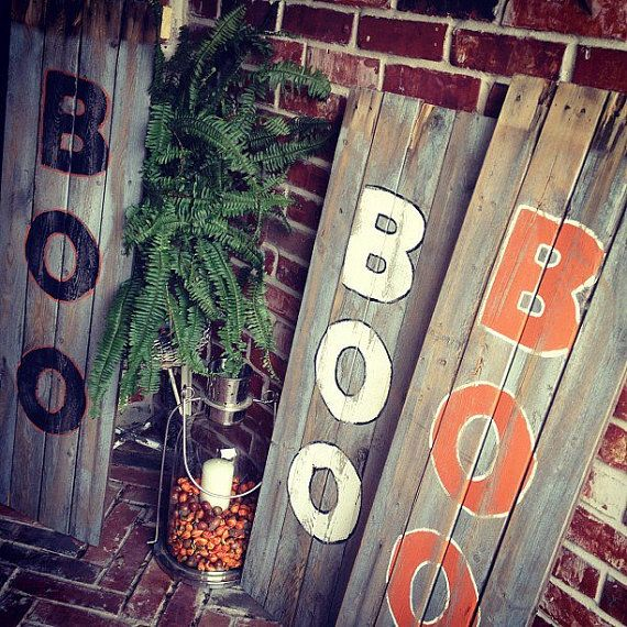 BOO sign...need this!