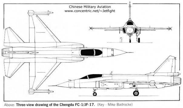 Jf 17 thunder blueprints aircrafts pinterest jf 17 thunder blueprints malvernweather Image collections