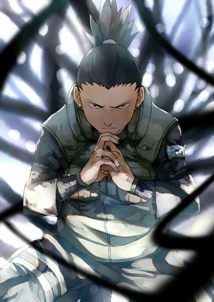 Shikamaru Nara Naruto Shippuden Anime Naruto Art Anime Naruto