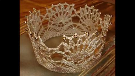 Crochet Crown And Tiara Free Pattern Crochet Crown Free Pattern