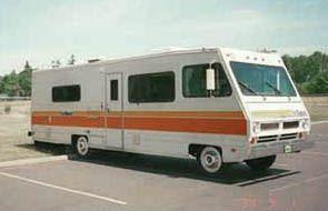 Pictures Of Old Motorhomes With Images Motorhome Bus Motorhome Vintage Camper