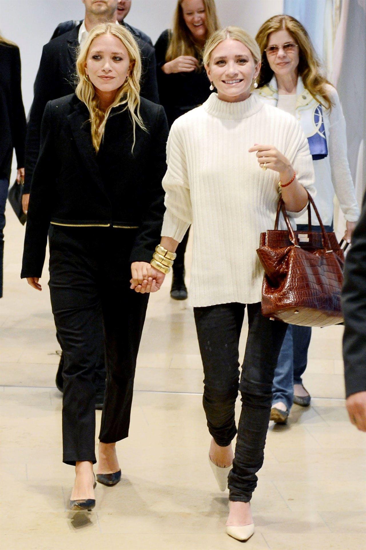 Mary Kate Ashley Olsen Elizabeth Style