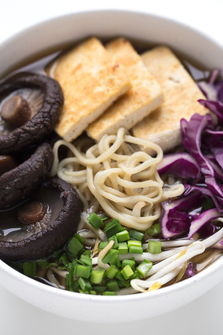 Simple Vegan Ramen