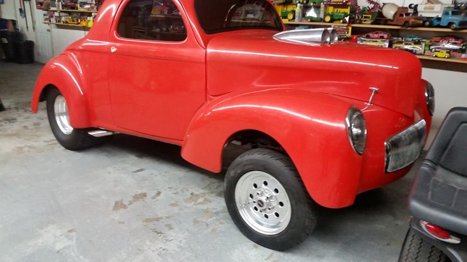 1941 Willys Coupe (MN) - $65,000 Contact: Tom 320-255-9380 | Classic ...