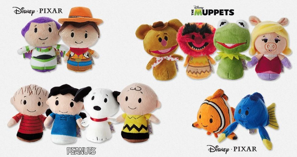 Hot hallmark itty bittys as low as 348 perfect for easter hot hallmark itty bittys as low as 348 perfect for easter baskets and hunts frozen nemo star wars and more negle Image collections