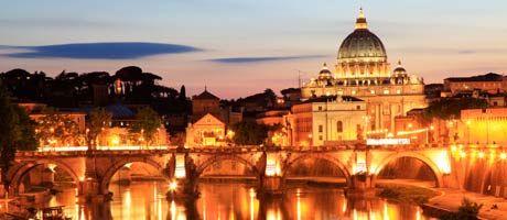 Rantapallon kaupunkiopas Roomaan