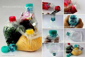 Kreativiti Kitar Semula Botol Plastik Relaks Minda Diy Plastic Bottle Reuse Plastic Bottles Plastic Bottle Caps