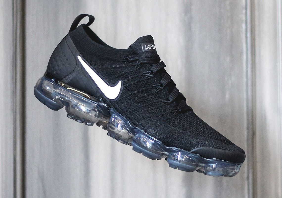 reputable site 802ba 6fff7 Nike Vapormax Flyknit 2.0 Is Coming Soon In Black And White ...