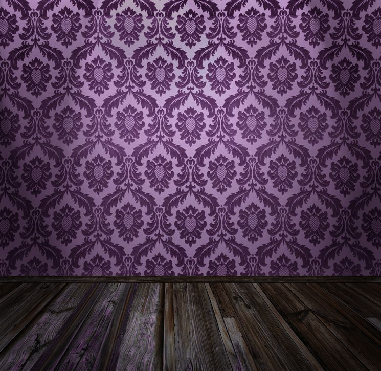 Purple Wallpaper Dream Home Purple Wallpaper Room