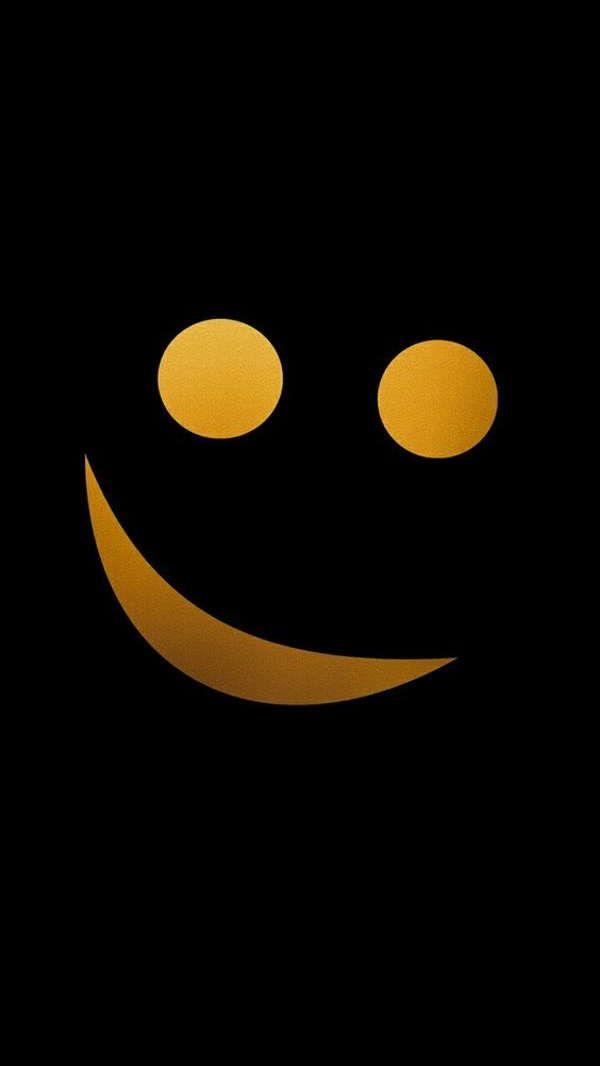 Pin On Emoji Wallpaper Black emoji wallpaper hd